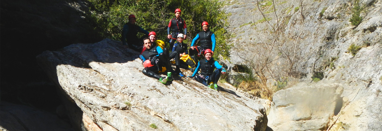 Adventure packs, trainings & practices for sport clubs and teams in Spain