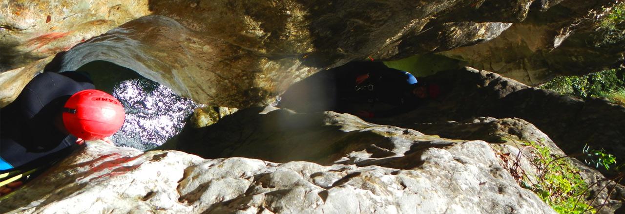 Activités d'aventure et de canyoning à Alquezar