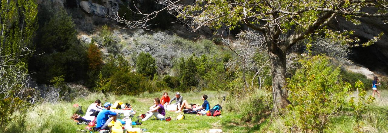 Aventura para toda la familia cerca de Huesca