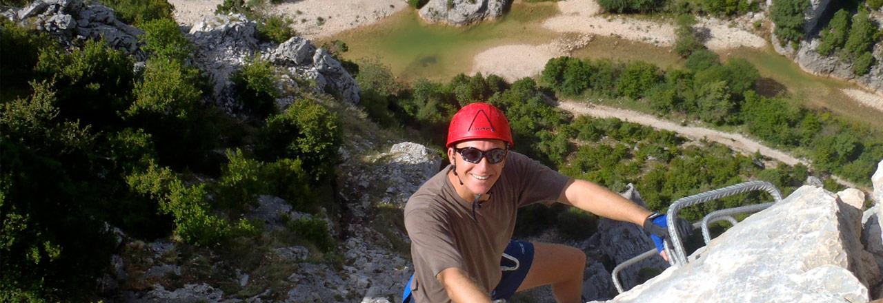 Outdoor, via ferrata & canyoning Sierra de Guara