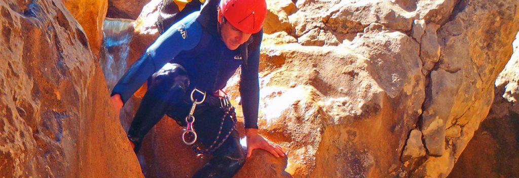 Canyoning en Sierra de Guara 2021