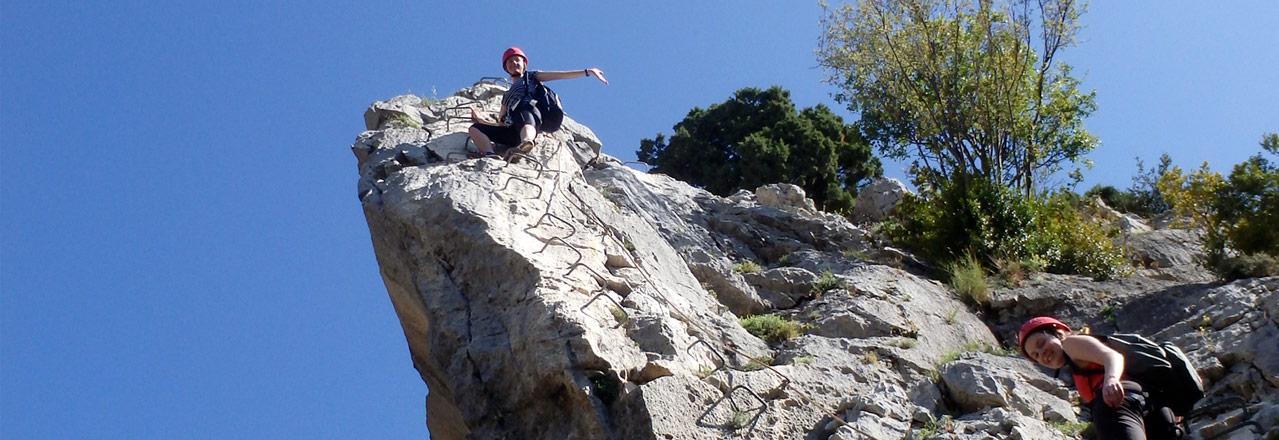 EVG et EVJF aventure en Sierra de Guara - Espagne