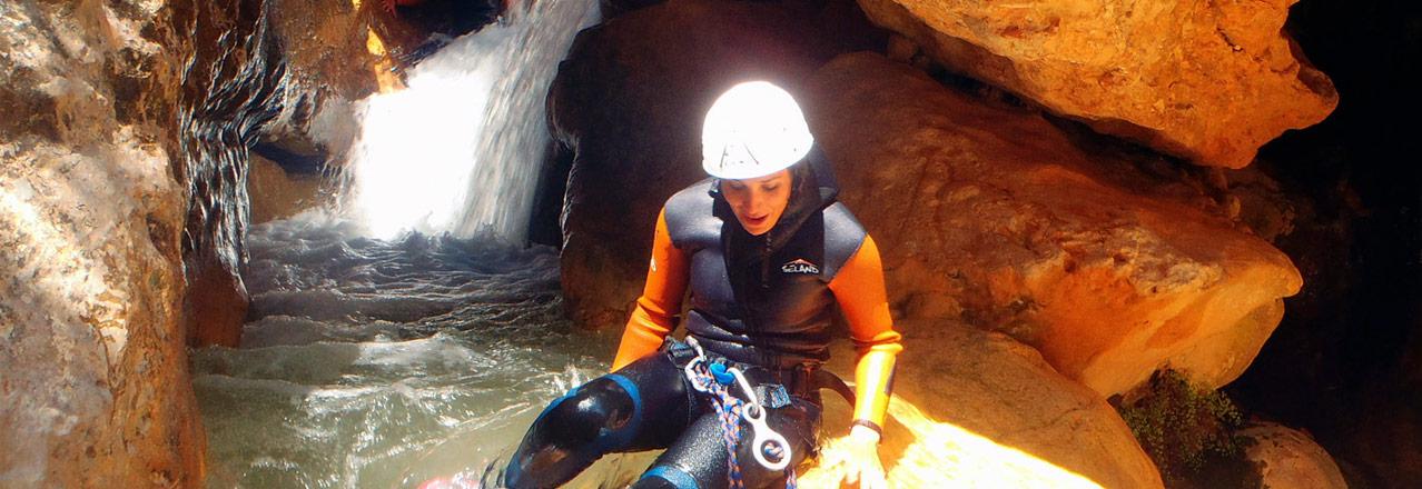 Tarifs et prix activités, canyoning et location en Sierra de Guara Espagne