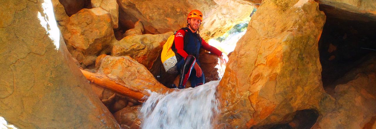 Expediciones: guias de barranquismoSierra de Guara