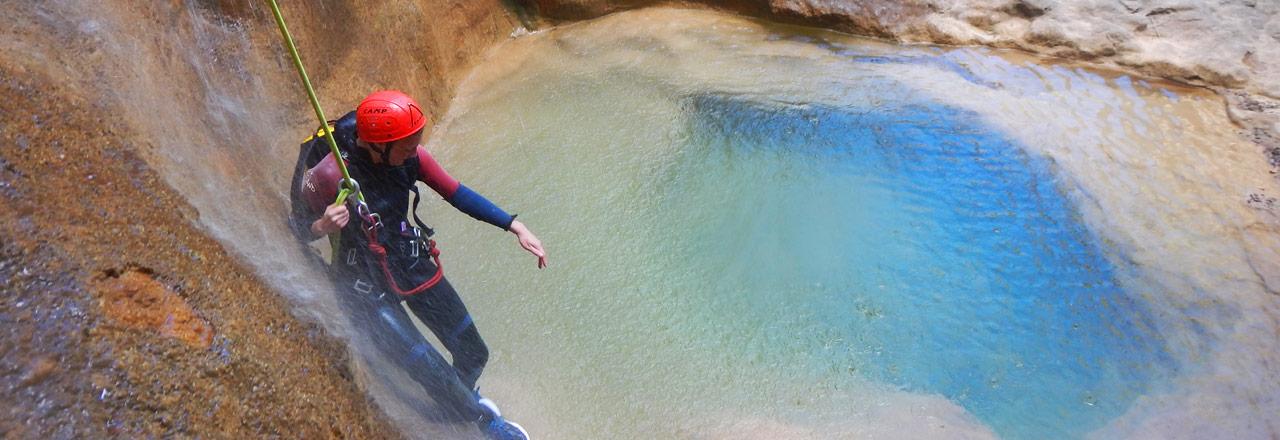 best canyon sierra guara Spain