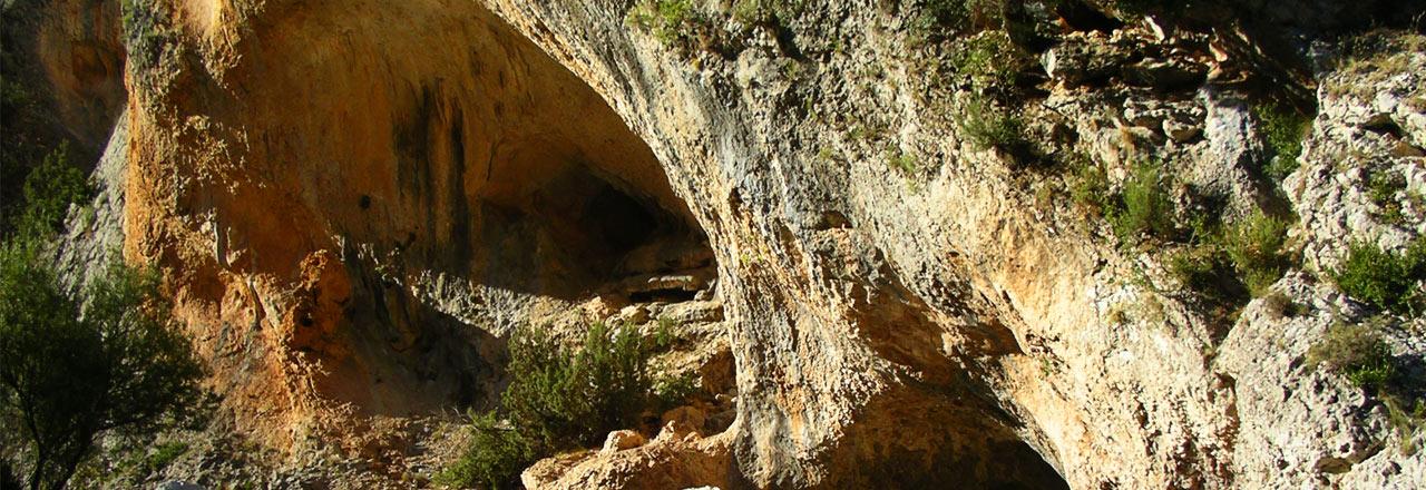Canyon de Sierra de Guara: barranco Barrasil - Rio Alcanadre