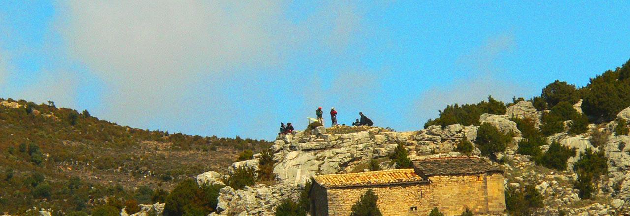Journée de randonnée en SIerra de Guara - Espagne
