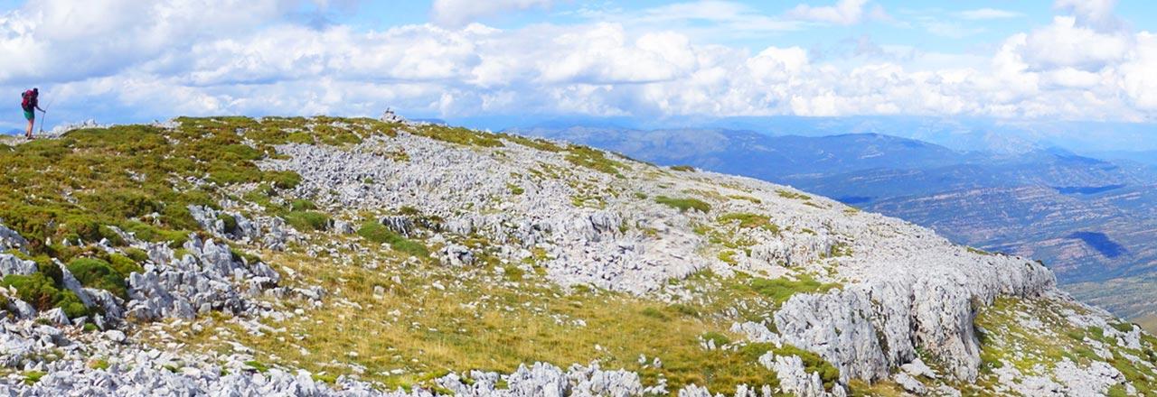 randonnée en Sierra de Guara en Espagne avec Expediciones