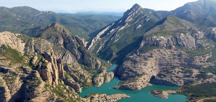Rio Guatizamela - Sierra de Guara - Huesca