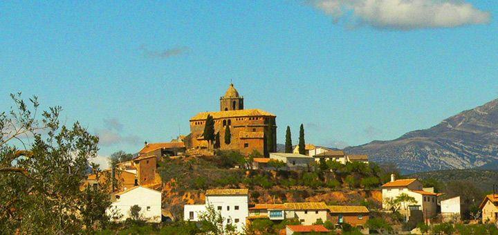 Bierge (Sierra de Guara - Huesca - Aragon))