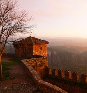 Logements en Sierra de Guara (Huesca-Aragon-Espagne)